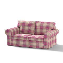 Pink Sofa Bed For Sale 2 Seater Electric Recliner Dekoria Fire Retarding Ikea Ektorp Cover