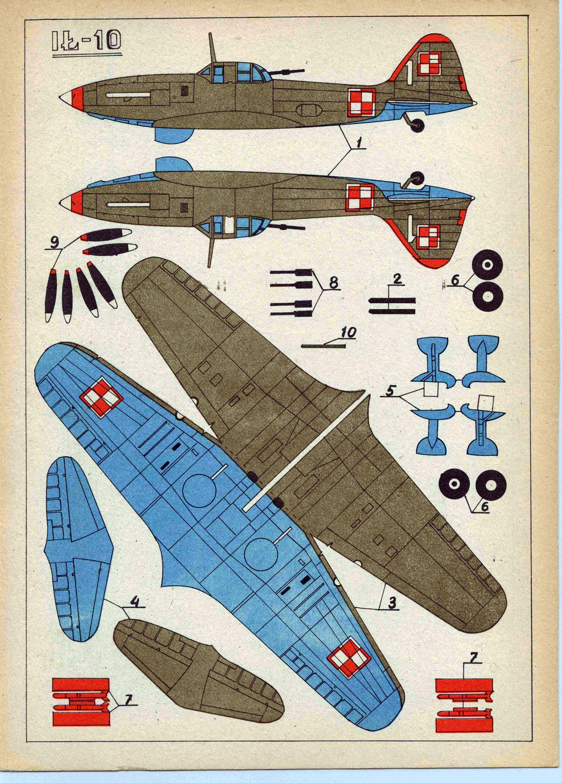 10 Paper Plane