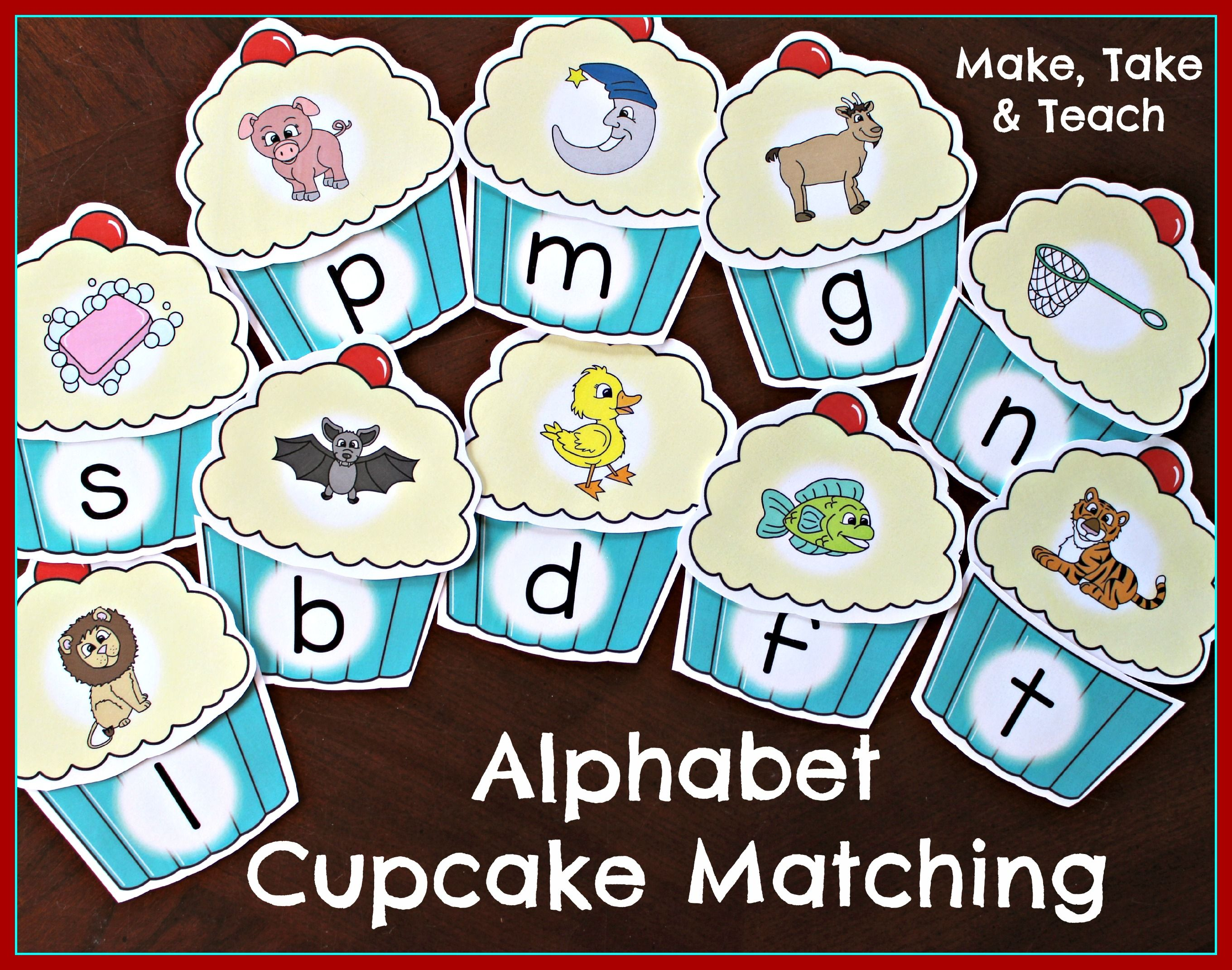 Sweet Activity For Teaching Beginning Sounds