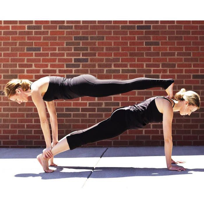 Most Challenging Yoga Poses Partners