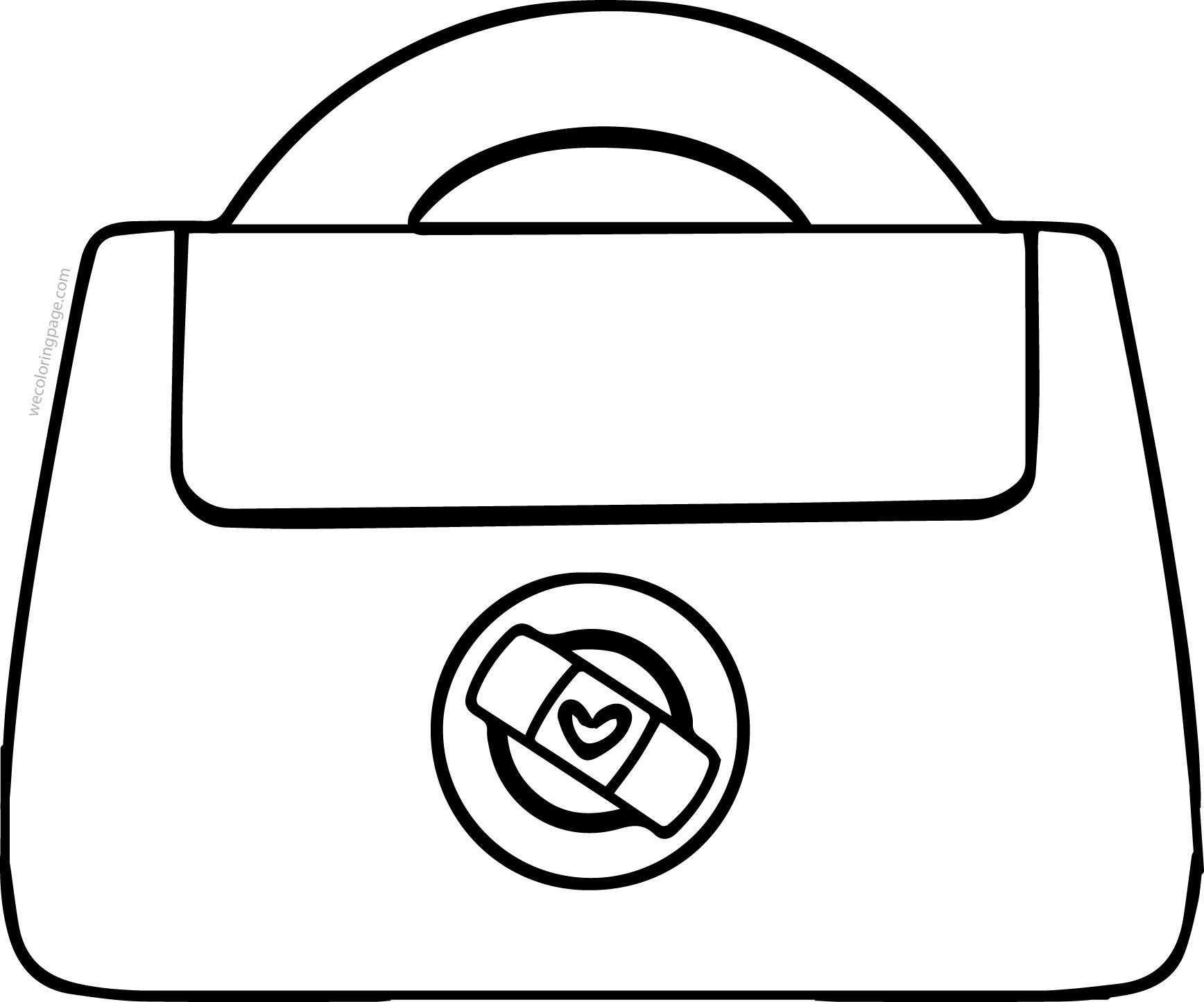Doc Mcstuffins Medical Bag Coloring Page