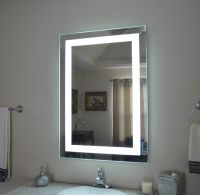bathroom mirror led