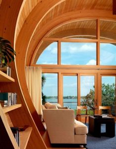 Casey key guest house design by totems architecture  interior ideas and online archives also organic cool indoor outdoor pinterest houses shape rh