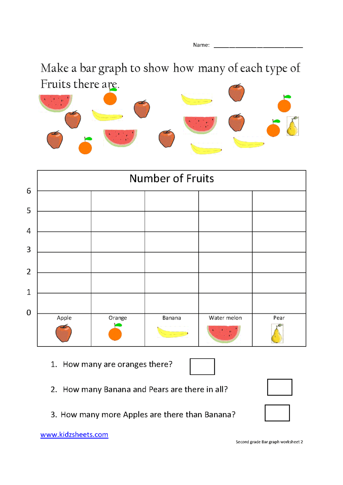 Second Grade Worksheets Free Worksheets Kids Maths