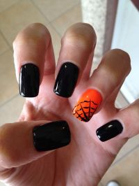 October Nails | nails | Pinterest | More October nails and ...