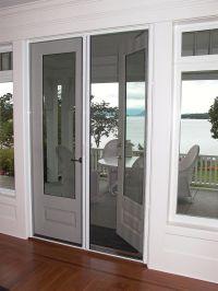 french doors with retractable screens | French Door ...