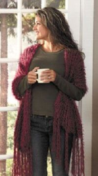 Knifty Knitter Shawl | Projects to Try | Pinterest ...