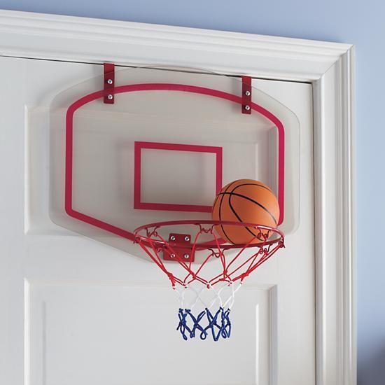 The Land of Nod  Over Door Basketball Net in Games