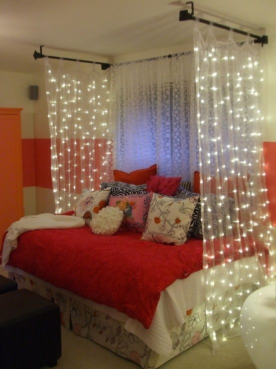 Cute DIY Bedroom Decorating Ideas Filles Idées Déco Chambre Et
