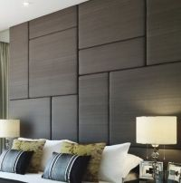 Upholstered Wall Panels and Tall Headboard Solutions ...