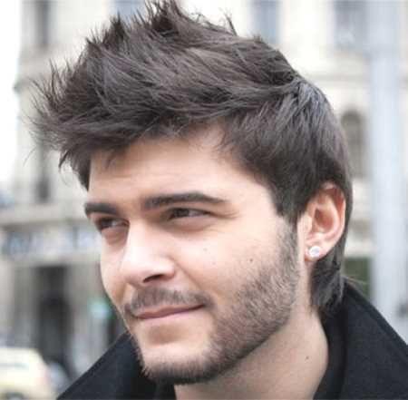 Coole Frisuren Männer Geheimratsecken Promifrisuren