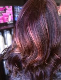 Plum Hair Color Pinterest | www.imgkid.com - The Image Kid ...