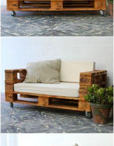 Sofa Bed Design Made Of Wood Valoblogi Com