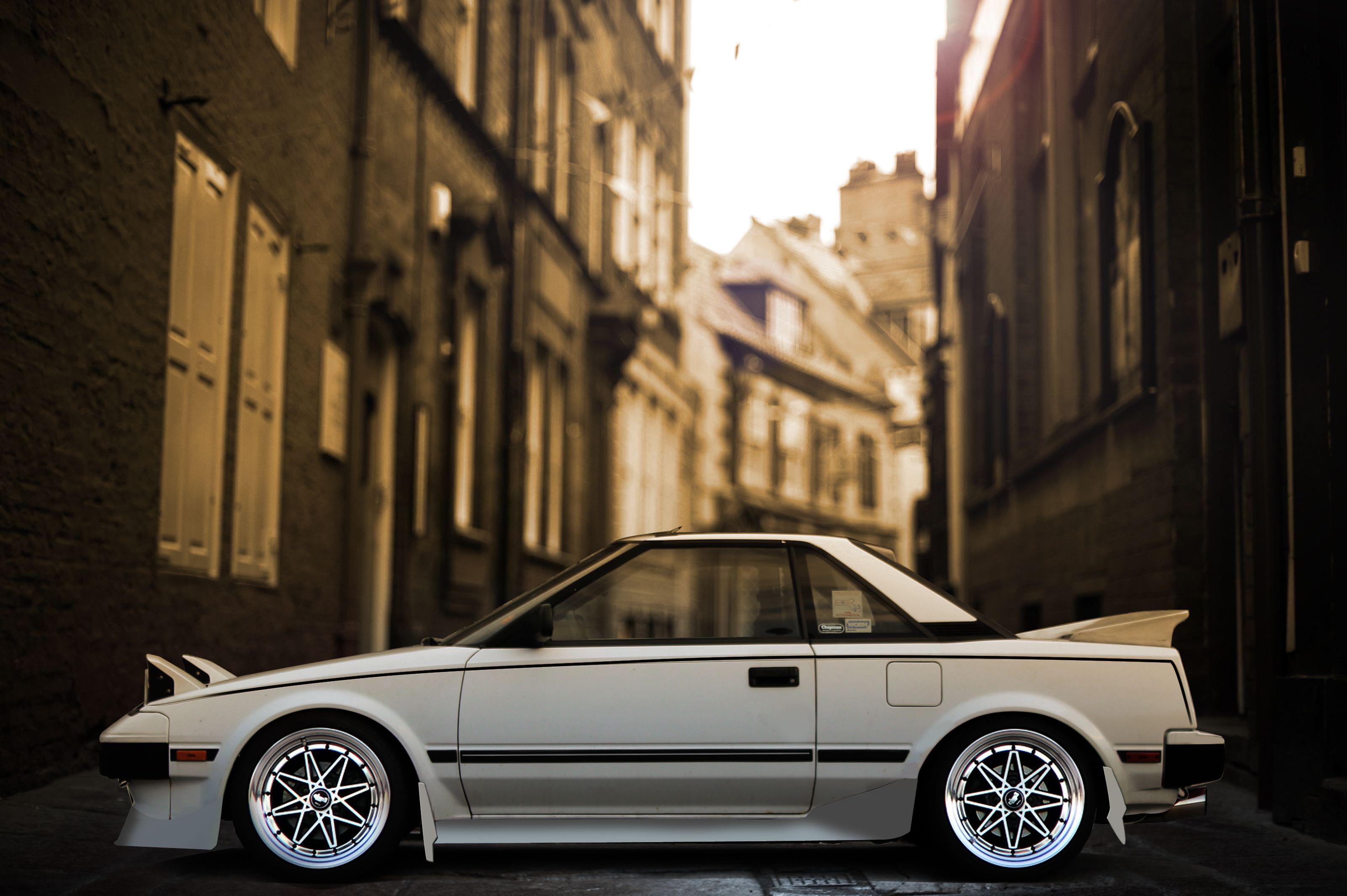 Beautiful Toyota MR2 SubzGFX HD By SubzGFXdeviantart