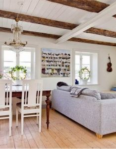 Spaces also wood beamed ceilings for the home my heart and soul rh za pinterest
