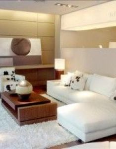 Modern interior decorating idea with white sofa and arm chairs pillows unique table also rh in pinterest