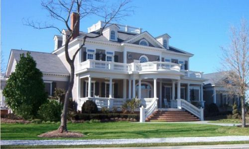Southern Colonial Plantation Home Plans Home Design And Style