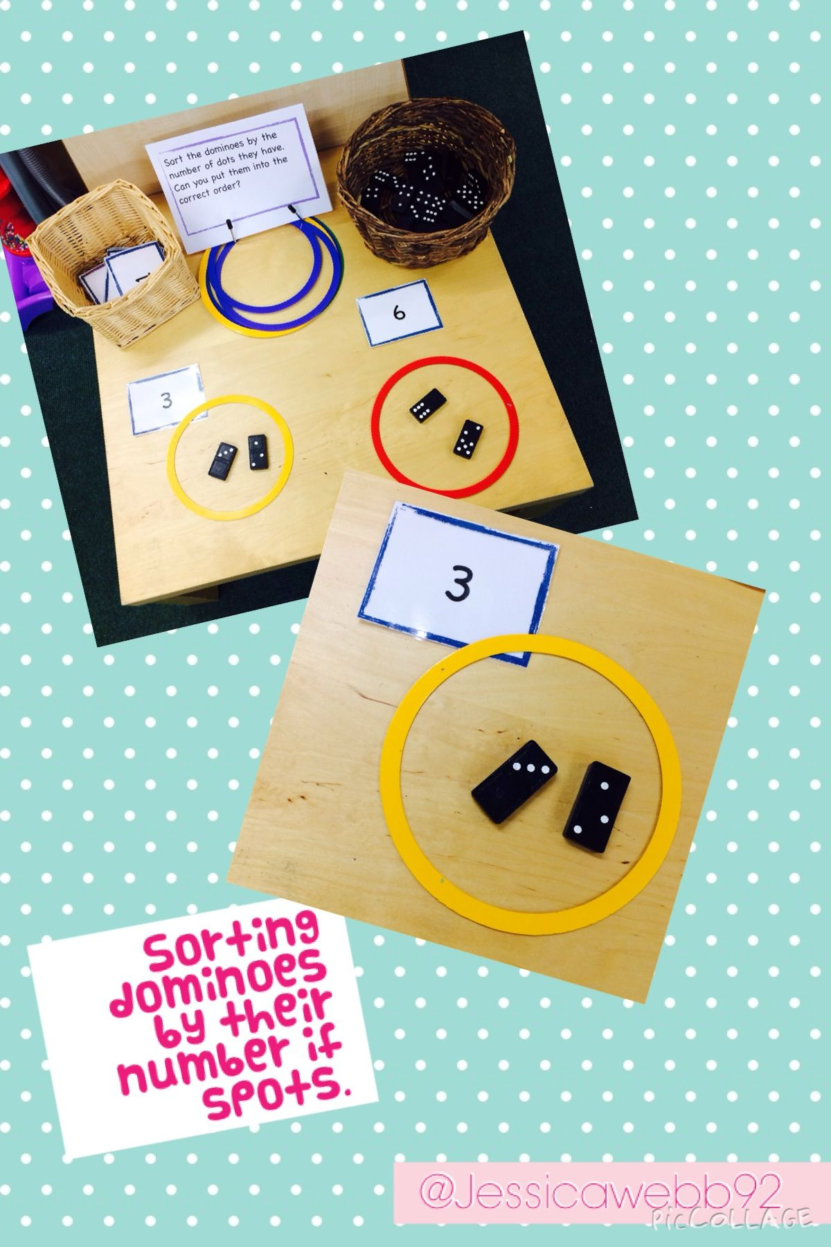 Developing Counting And Number Pattern Recognition By