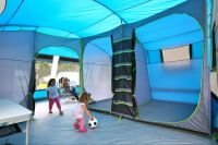 SUNNCAMP PITCHMASTER 600 - Is this the first family tent ...