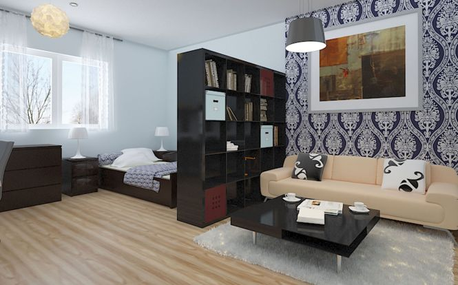 Knowing The Studio Apartment Layout Beforehand Can Help You To Decide Right Furniture Would Like Squeeze Inside Place