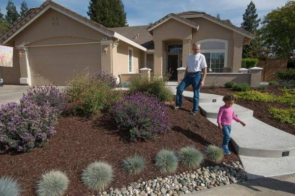 southern california xeriscape design