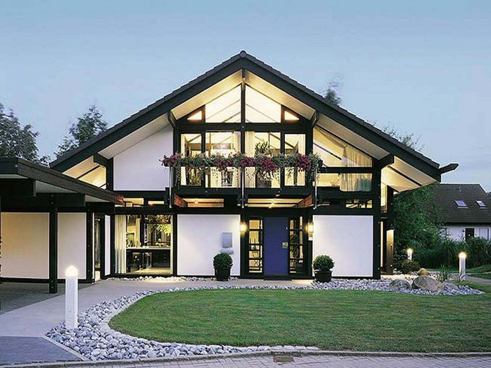 picturesque pictures of contemporary homes. New Home Designs Latest Beautiful Modern Contemporary House Design Ideas