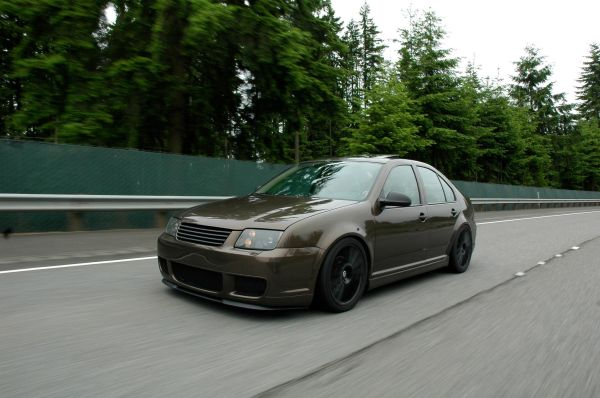 Brown Mk4 Jetta Awesome Transport Discover