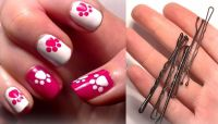 Easy Kids Nail Art Designs for Beginners  Easy Nail Art