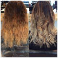 Blonde / Balayage / Hair Colour / Curls / Ash / Kevin ...