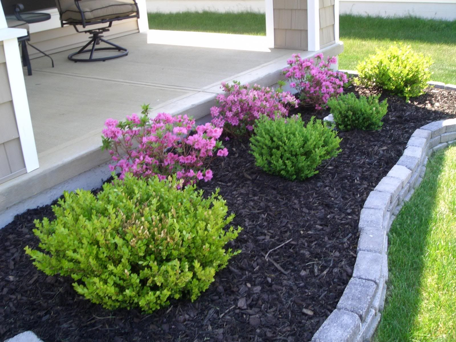 Inexpensive Landscaping Ideas Decks Front Yard Landscaping And