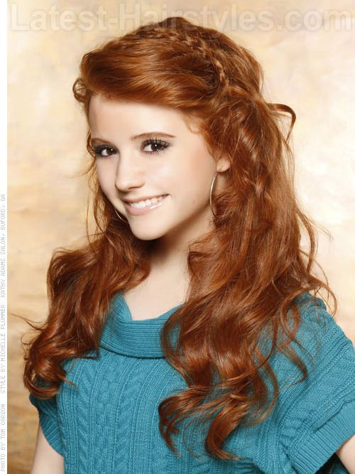 Fancy Hairstyles For Medium Hair 25 Really Cute And Easy