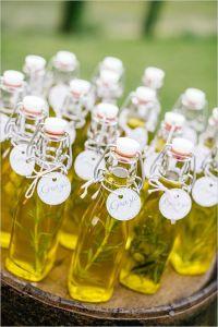 olive oil diy | wedding favors | simple Italian wedding ...