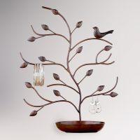 Tree Jewelry Holder | Trees | Pinterest