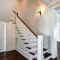 FIRST FLOOR STAIR LANDING | Robyn Hogan Home Design ...