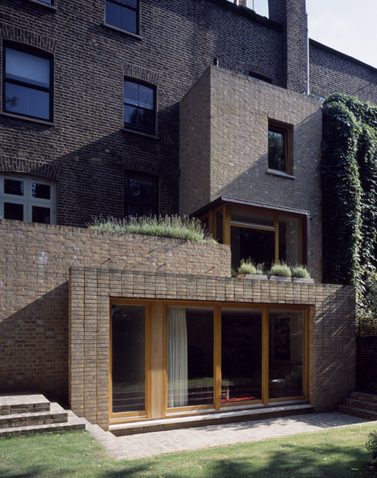 Rear Extension Link Cambridge Gardens Notting Hill London