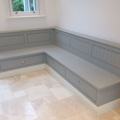 Kitchen Bench Seating With Storage Pendant Lighting Over Island Tom Howley Seat Cottage Pinterest