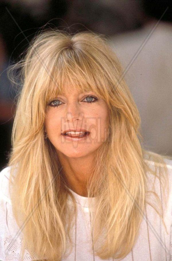 30 1980 Goldie Hawn Hairstyles