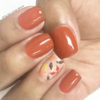 Fall leaves nail art design | Nail Art | Pinterest | Fall ...
