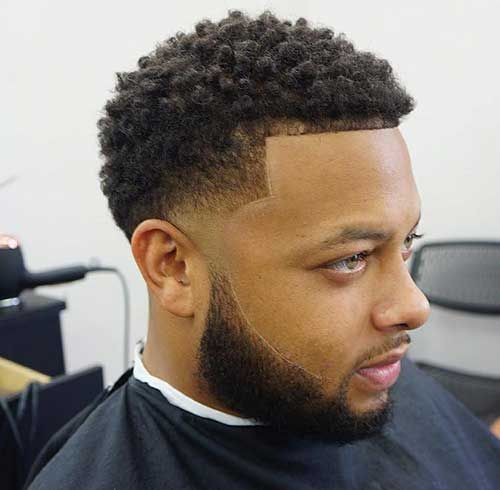 Get The Trendy Black Men Hairstyles For Your Performance