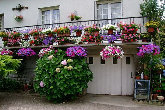 Small Balcony Design Ideas Gardens 25! And Designs