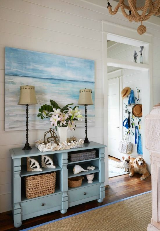 Elegant Home That Abounds With Beach House Decor Ideas Beach And