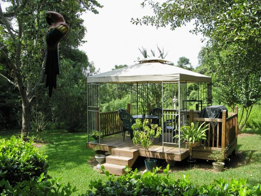 Garden Gazebo Luxury Design With Outdoor Dining Area Cool Gazebo