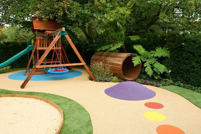 Kid Friendly Backyard Ideas Yard Ideas Pinterest Gardens