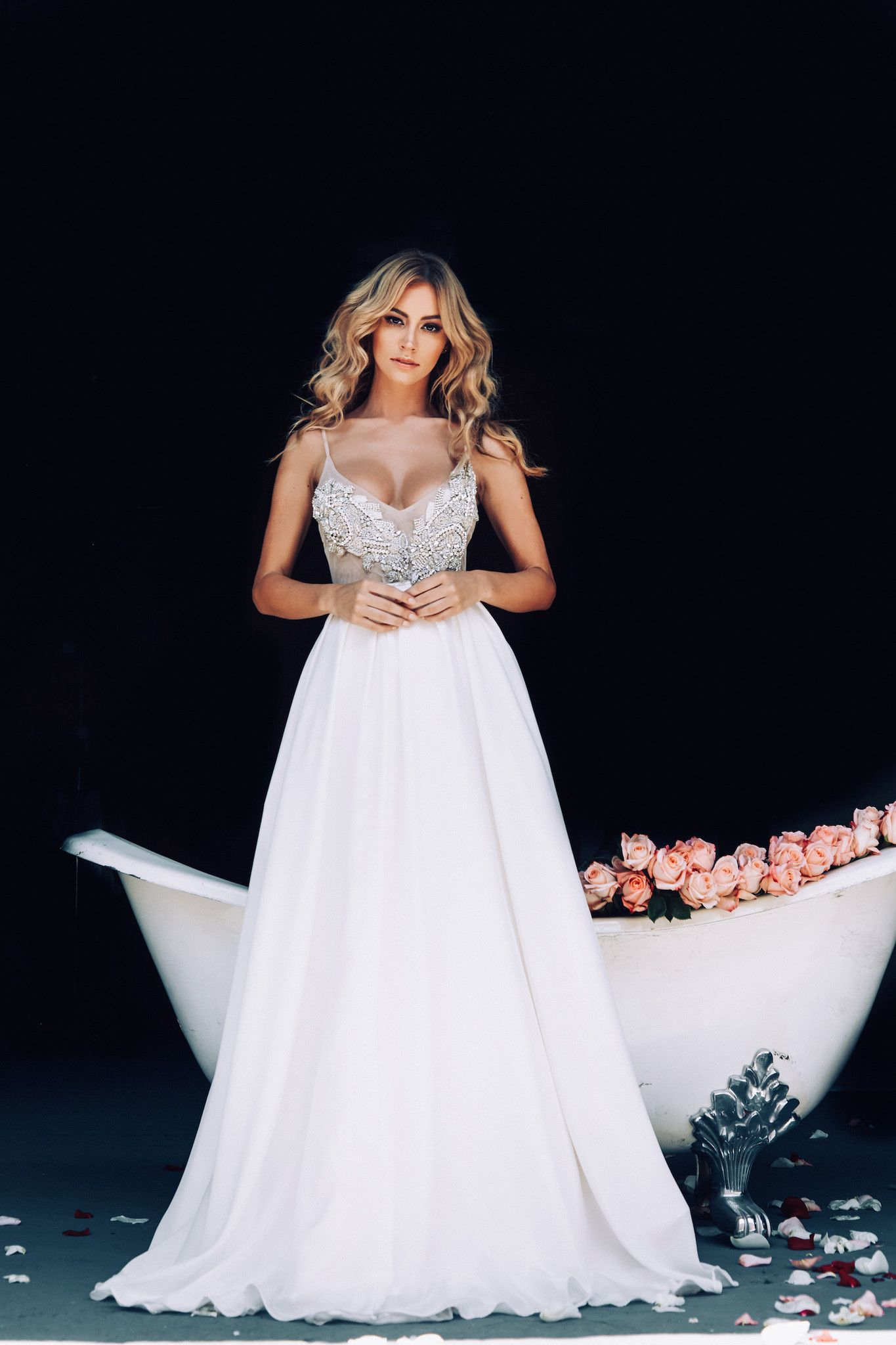 Lurelly Bridal High Fashion Wedding Dresses Inspiration