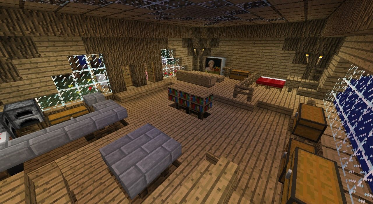 Minecraft Houses Inside 01 Games! Pinterest Minecraft Castle