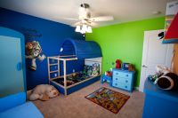 Toy Story Toddler Bedroom