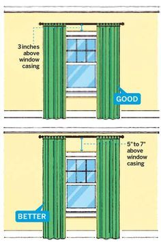 11 Foolproof Decorating Tips Ceiling Curtains Ideas And Curtain