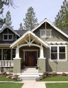 Bungalow house plans take craftsman style and make it small manageable these design typically have one  half stories porch also plan houseplans dream homes pinterest rh
