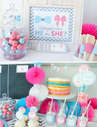 10 Baby Gender Reveal Party Ideas | Baby Shower ...