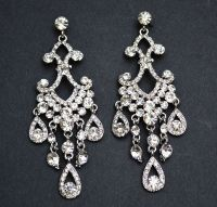 Vintage Wedding Earrings